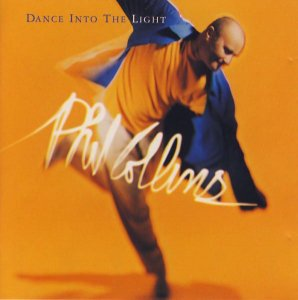 CD - Phil Collins ‎– Dance Into The Light