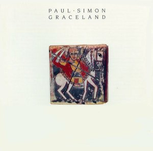 CD  - Paul Simon ‎ – Graceland - IMP