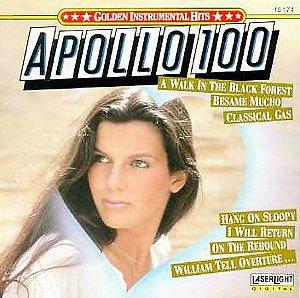 CD - Apollo 100 – Golden Instrumental Hits -IMP