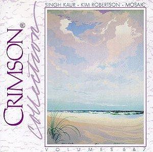 CD - Singh Kaur / Kim Robertson / Mosaic – Crimson Collection - Volumes 6 & 7