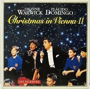 CD - Dionne Warwick, Placido Domingo – Christmas In Vienna II - IMP