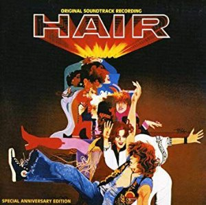CD - HAIR - Galt MacDermot ‎–  (Original Soundtrack Recording) IMP