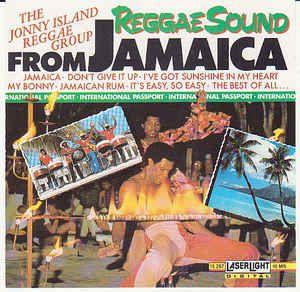 CD - The Jonny Island Reggae Group – Reggae Sound From Jamaica - IMP USA