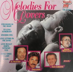 CD - Various – Melodies For Lovers - IMP