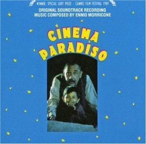 CD - Ennio Morricone ‎– Cinema Paradiso (Original Soundtrack Recording) IMP