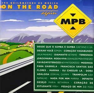 CD - Various ‎– On The Road Again - MPB