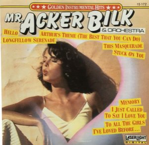 Mr. Acker Bilk & Orchestra – Mr. Acker Bilk & Orchestra