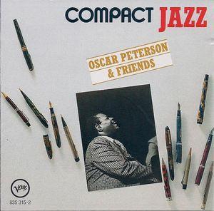CD - Oscar Peterson & Friends – Oscar Peterson & Friends
