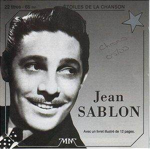 CD -Jean Sablon – Jean Sablon - IMP