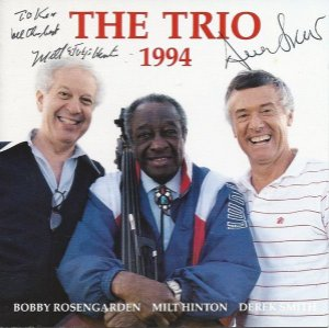 CD - The Trio – 1994 - IMP