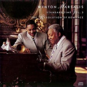 CD - Wynton Marsalis ‎– Standard Time Vol. 3 (The Resolution Of Romance)