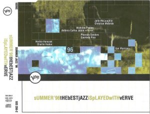 CD - Various ‎– Summer Jazz '96 - IMP