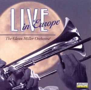 CD - The Glenn Miller Orchestra ‎– Live In Europe - IMP USA