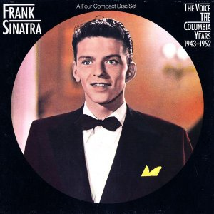 CD s - Frank Sinatra – The Voice: The Columbia Years ( Box - 4 cds)