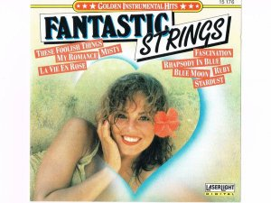 CD - Fantastic Strings – Golden Instrumental Hits