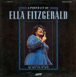 CD - Ella Fitzgerald – A Portrait Of Ella Fitzgerald - IMP