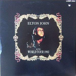 LD - Elton John – Live World Tour 1992