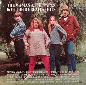 CD - The Mamas & The Papas – 16 Of Their Greatest Hits