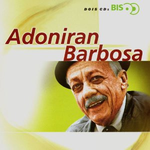 CD - Adoniran Barbosa ‎–  Bis (cd duplo)