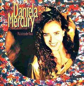CD - Daniela Mercury – Música De Rua