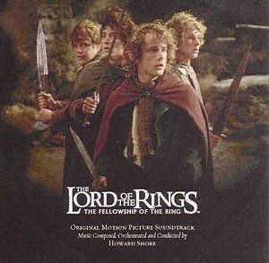 CD - Howard Shore ‎– The Lord Of The Rings: The Fellowship Of The Ring (Original Motion Picture Soundtrack)