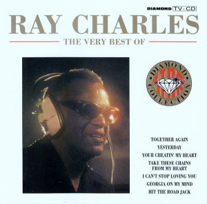 CD - Ray Charles ‎– The Very Best Of - IMP