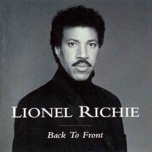 CD - Lionel Richie ‎– Back To Front - IMP