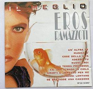 CD - Il Megli / Eros Ramazzoti - Rádio Itália