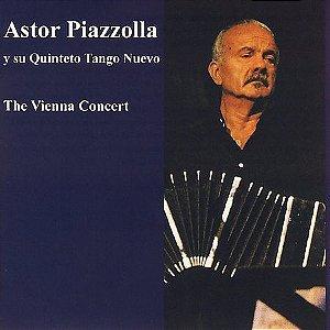CD - Astor Piazzolla Y Su Quinteto Tango Nuevo – The Vienna Concert - IMP