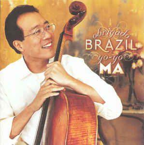 CD - Yo-Yo Ma – Obrigado Brazil