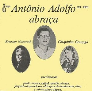 CD - Antônio Adolfo - Abraço