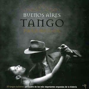 CD - Buenos Aires Tango Para Bailar (Vários Artistas)
