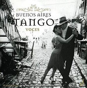 Various ‎– Buenos Aires Tango Voces