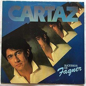 LP - Fagner - Cartaz