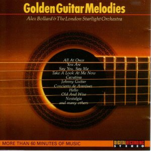 CD - Alex Bollard & The London Starlight Orchestra ‎– Golden Guitar Melodies