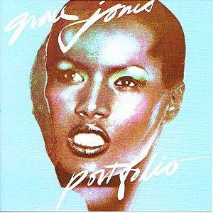 CD - Grace Jones – Portfolio