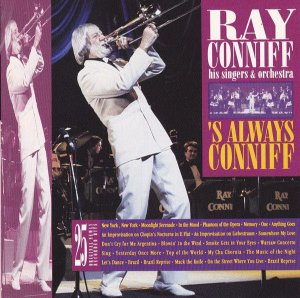 CD - Ray Conniff & His Orchestra & Singers ‎– 'S Always Conniff