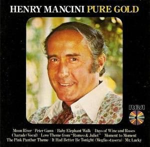 CD - Henry Mancini ‎– Pure Gold - IMP