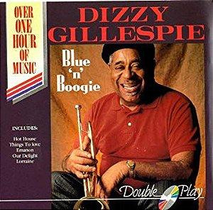 CD - Dizzy Gillespie – Blue 'N' Boogie - IMP
