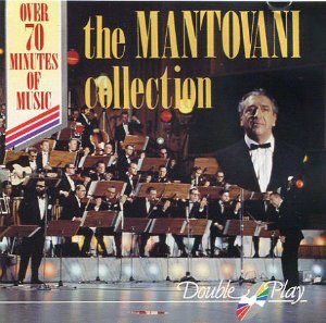 CD - Mantovani ‎– The Mantovani Collection - IMP