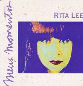 CD - Rita Lee – Meus Momentos