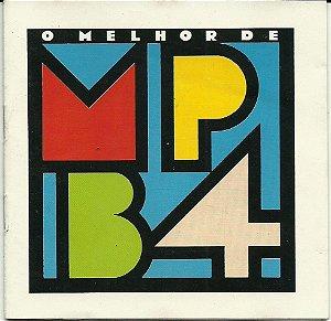 CD - MPB4 – O Melhor De MPB4