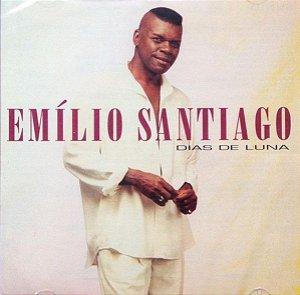 CD - Emílio Santiago – Dias De Luna