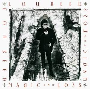 CD - Lou Reed ‎– Magic And Loss - IMP