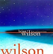 CD - Brian Wilson ‎– Imagination - IMP