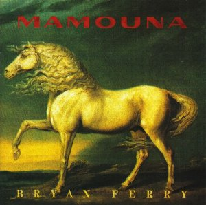 CD - Bryan Ferry ‎– Mamouna