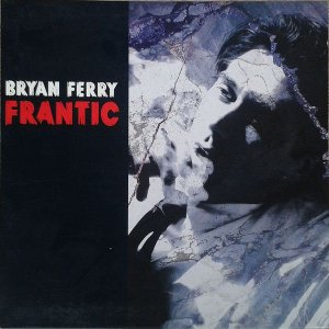 CD - Bryan Ferry ‎– Frantic - IMP