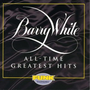 CD - Barry White ‎– All-Time Greatest Hits
