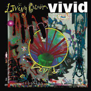 CD - LIVING COLOUR - VIVID - IMP