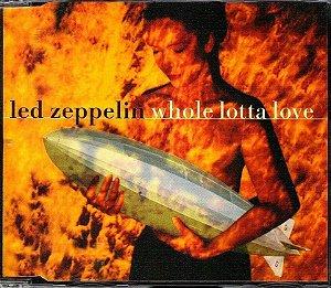 CD - Led Zeppelin – Whole Lotta Love (Single)